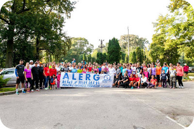 Timisoara - Alerg pentru Spitalul Copiilor