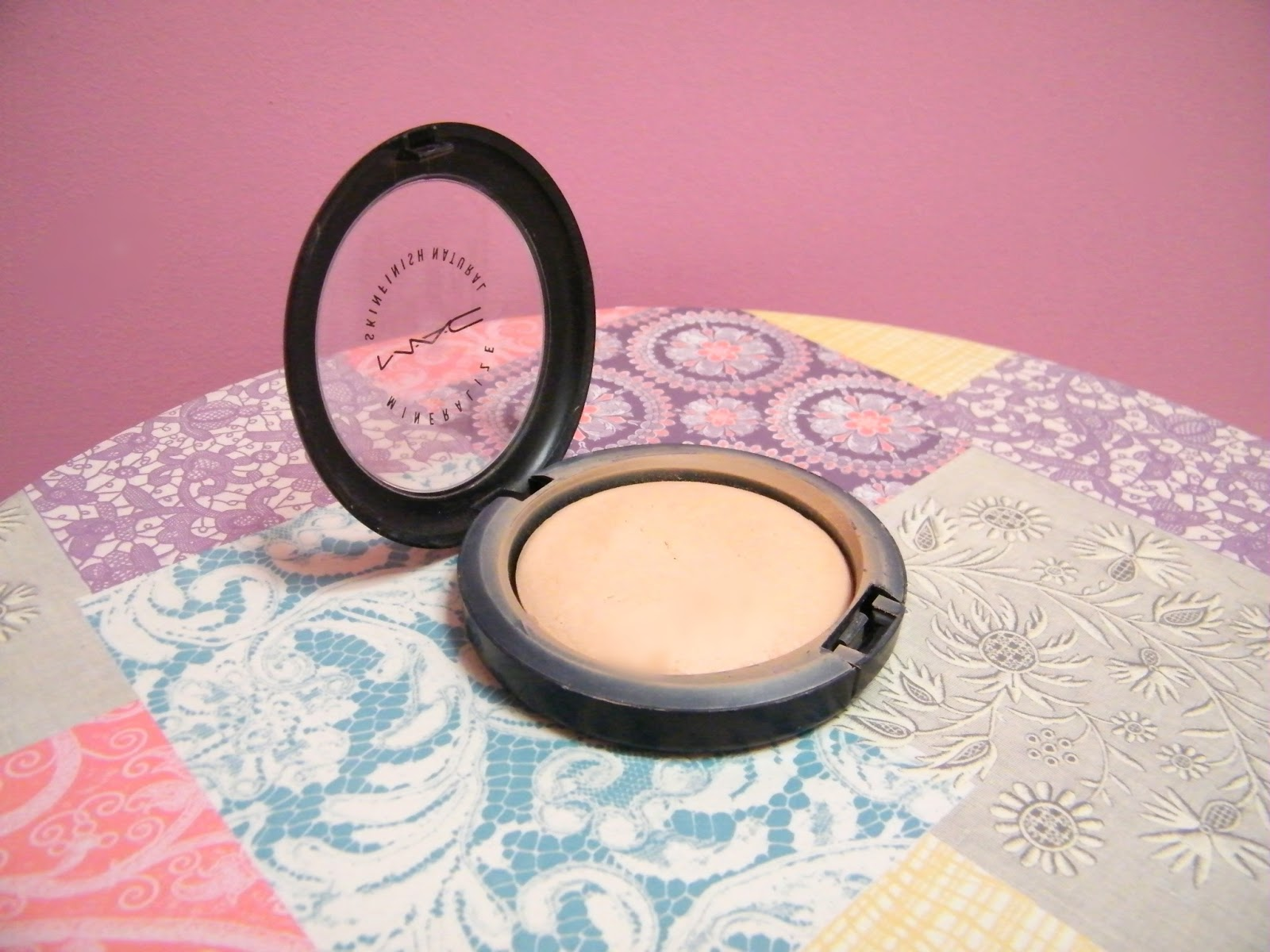 MAC Mineralize Skinfinish Natural in Light Plus