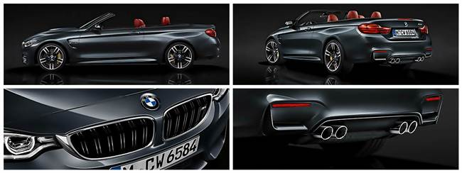2016 BMW M4 Convertible Redesign
