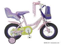 Sepeda Anak Wimcycle Mini Jolly MY2012 12 Inci