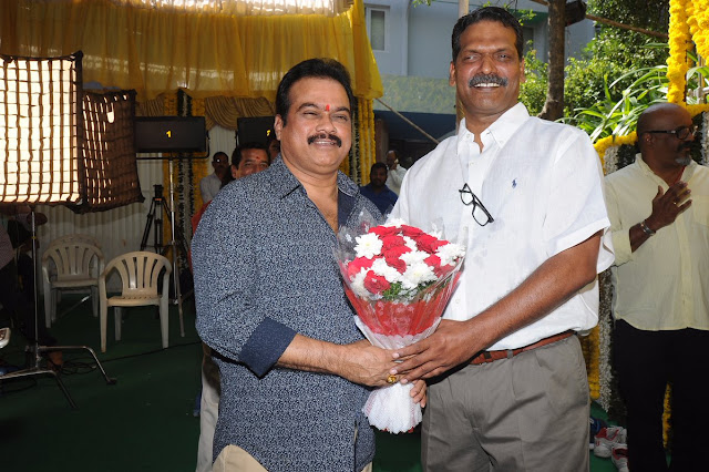Mahesh Babu Koratala Siva Latest Movie Launch Photos