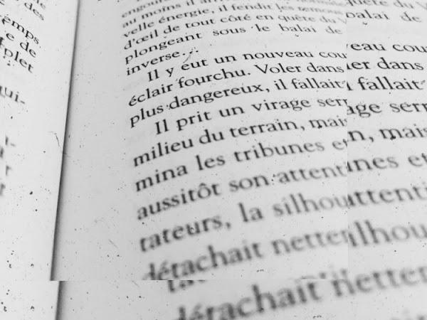 La lecture et moi...