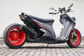 Foto Variasi Suzuki Spin Terunik