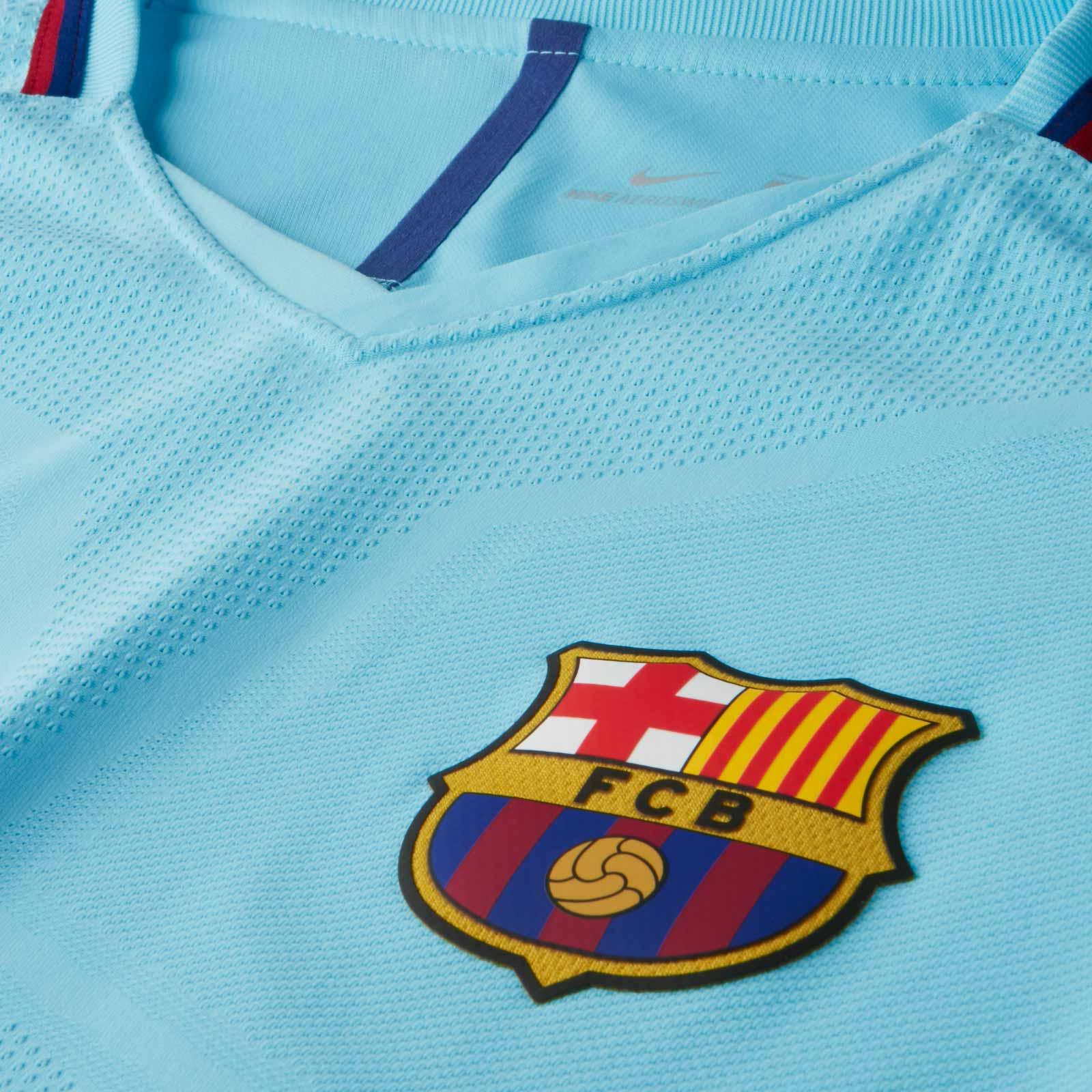 Niveau template le maillot du fc barcelone ext rieur 2017 for Barcelone maillot exterieur