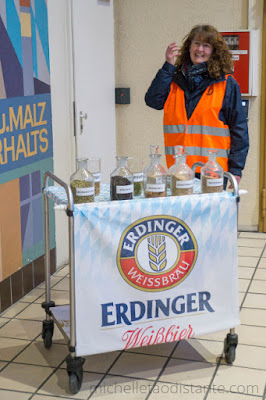 Tour cervejaria Erdinger, Munique