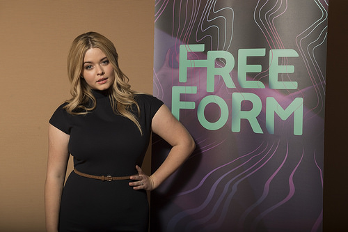 'Pretty Little Liars' actress Sasha Pieterse (Alison)
