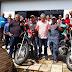 Prefeitura de Amaraji entrega duas motos novas aos guardas municipais nesta terça (15)