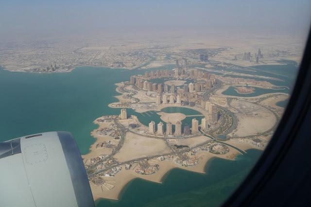 Przesiadka w Doha
