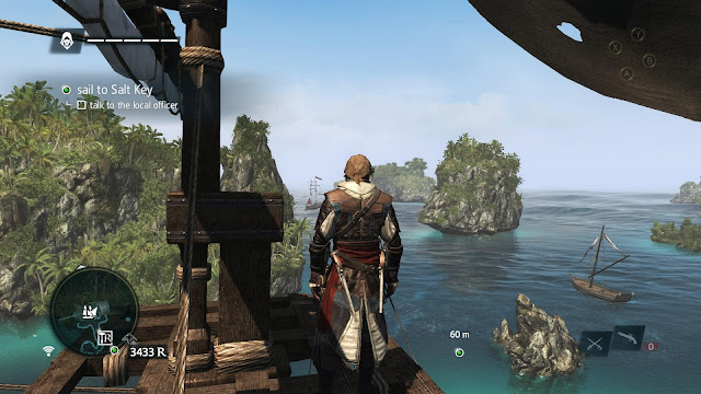 Assassins Creed 4 Black Flag Collector´s Edition - Captura 1