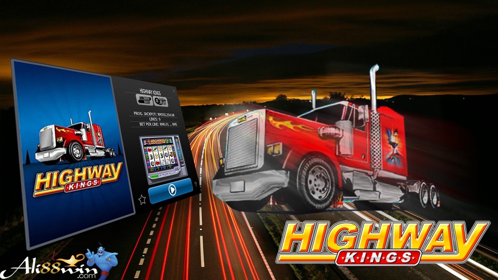 Spiele Kings Of Highway - Video Slots Online