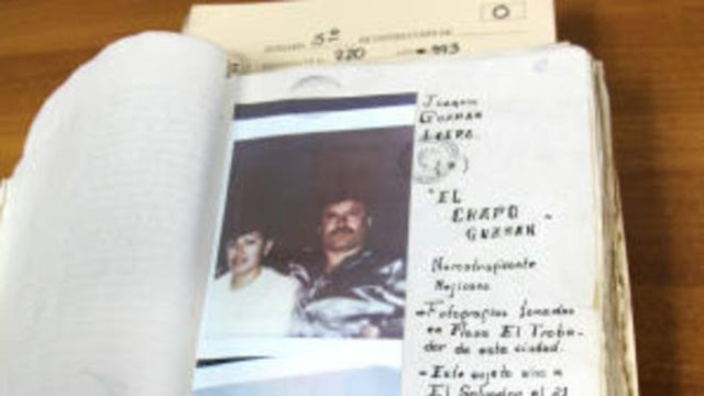 Cártel de Sinaloa propone un acuerdo con los federales ;Guzmán Loera, visitó San Salvador