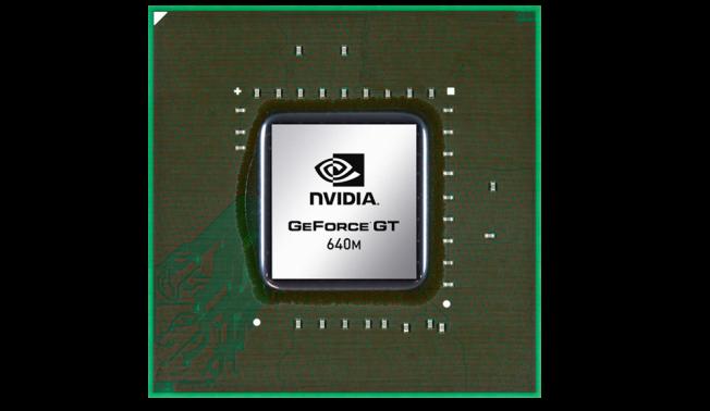 Nvidia GeForce GT 640M Driver Download