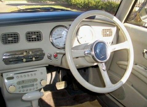 1991 Nissan Figaro For Sale Keep Cars Weird Wednesday Late Edition