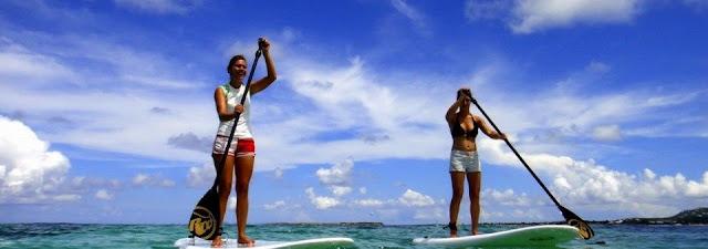 Su Sporları Dendiği Zaman Akla İlk Gelen Spor Dalları - Kürekli Sörf - Kurgu Gücü
