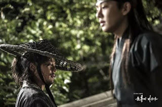 Six Flying Dragons Cover, Yoo Ah In Shin Se Kyung, Fashion King, 2015 best kdrama sageuk, drama withdrawals, Yoon Kyung Sang, Byun Yo Han, Kim Myung Min, asian drama withdrawals