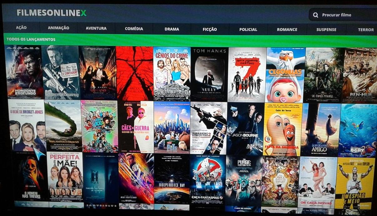 Filmes Online X Novo Aplicativo De Filmes Para Android V1