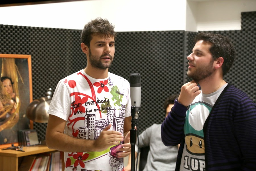 Radio Kolbe Rovigo ottobre 2014
