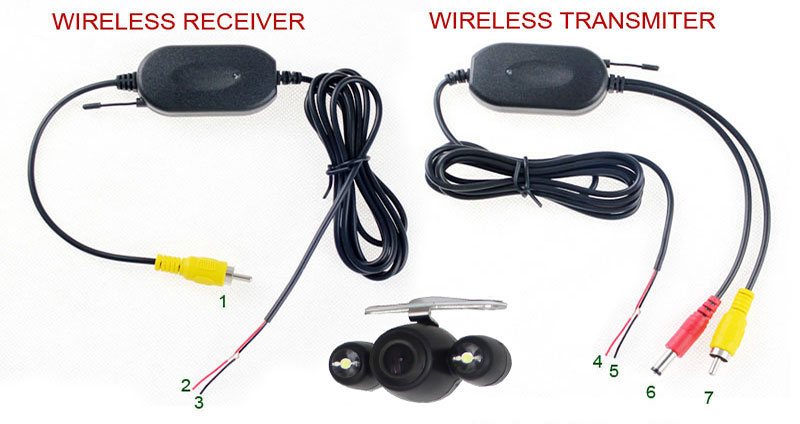 Wireless reverse camera wiring wire center how to connect the reverse cameras to pumpkin car gps dvd stereo rh android car stereo review blogspot com reverse camera wiring diagram kogan wireless asfbconference2016 Choice Image