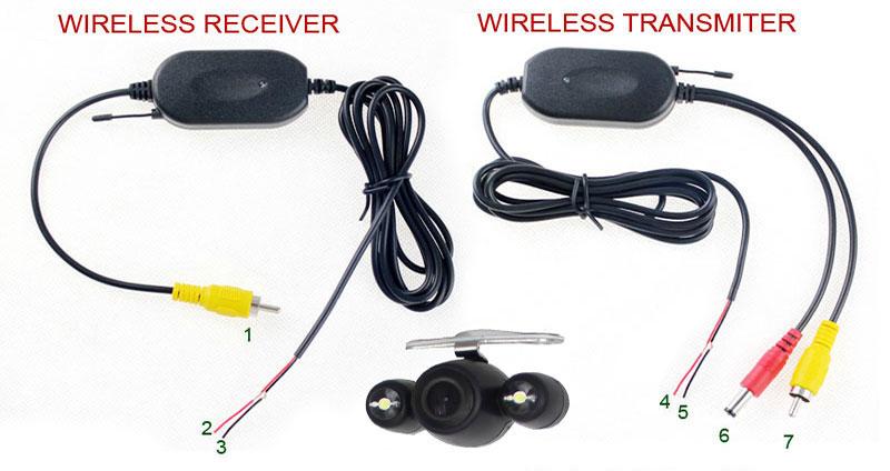 Blog - How to Install Rear Camera on Pumpkin Car GPS Radio