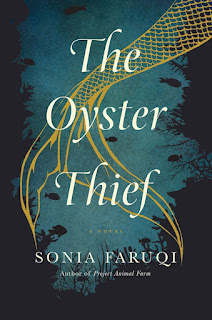 Interview with Sonia Faruqi, author of The Oyster Thief