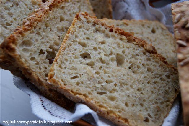 Chleb pachnący czosnkiem