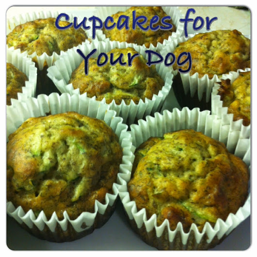 Cupcakes for Your Dogs Next Birthday