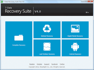 All-in-one Data Recovery Software Recovers Your File under Almost Any Condition