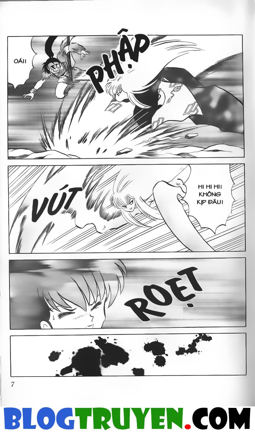 Inuyasha vol 18.1 trang 6