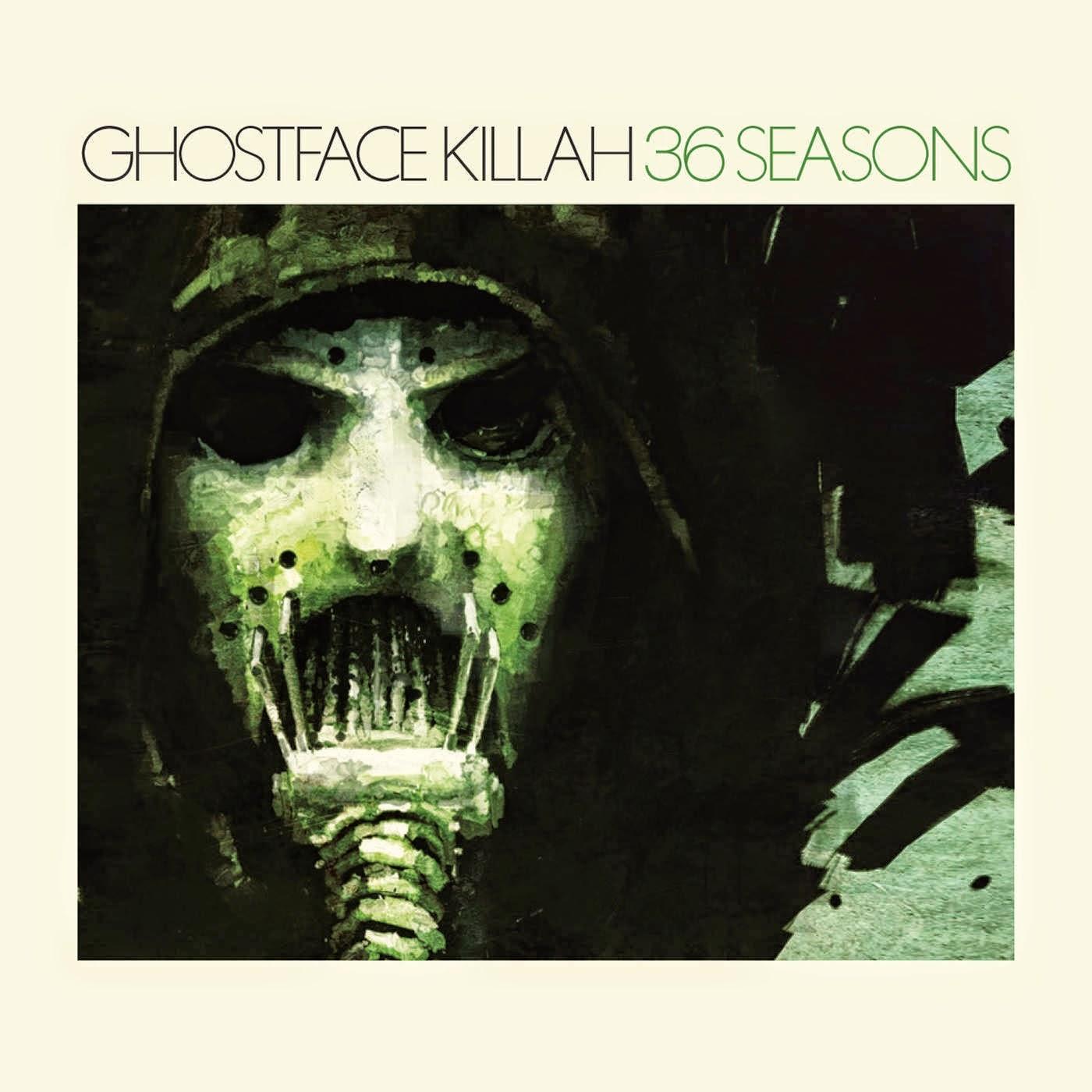 Ghostface Killah - 36 Seasons Cover
