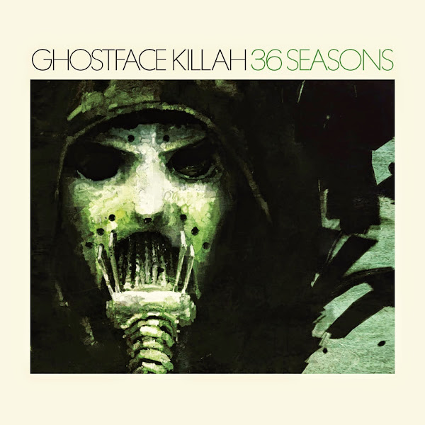 Ghostface Killah - 36 Seasons Cover