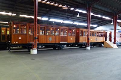 Premier métro 1900 Paris RATP