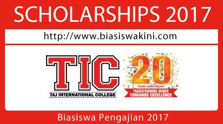 Biasiswa Pengajian 2017