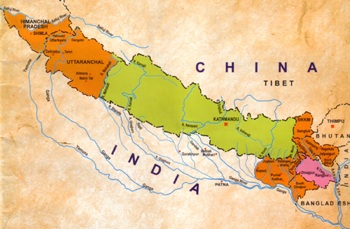 political relationship between india and nepal war