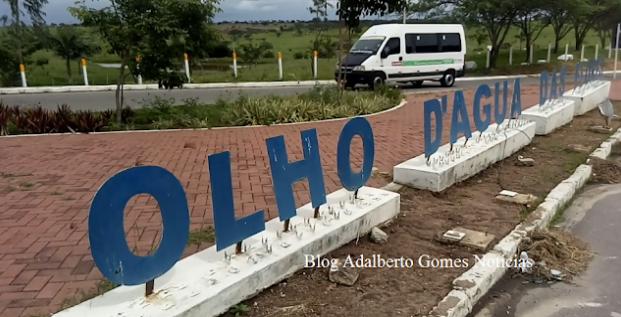 MPF firma acordo para recuperação de área degradada em  Olho d'Água das Flores