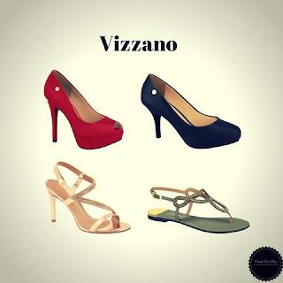 Sapatos e Sandálias da Vizzano - Marcas de Sapatos Femininos