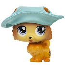 Littlest Pet Shop Collectible Pets Pomerian (#1317) Pet