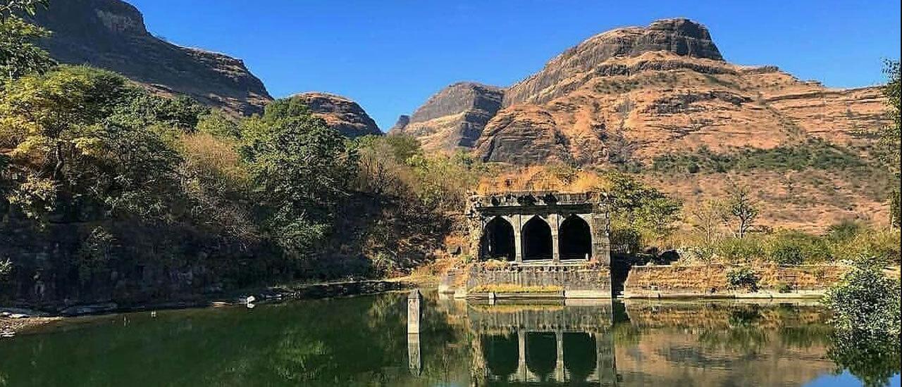 मुल्हेर किल्ला - Mulher Fort