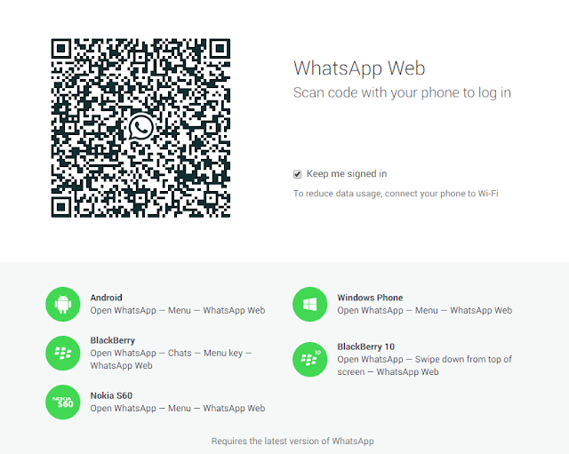Whatsapp Web