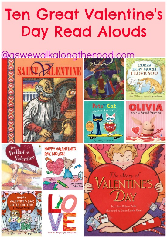 Valentine's Day read aloud books