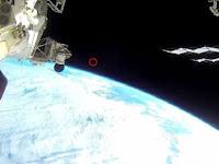 NASA Sembunyikan Penampakan UFO di Stasiun Ruang Angkasa?