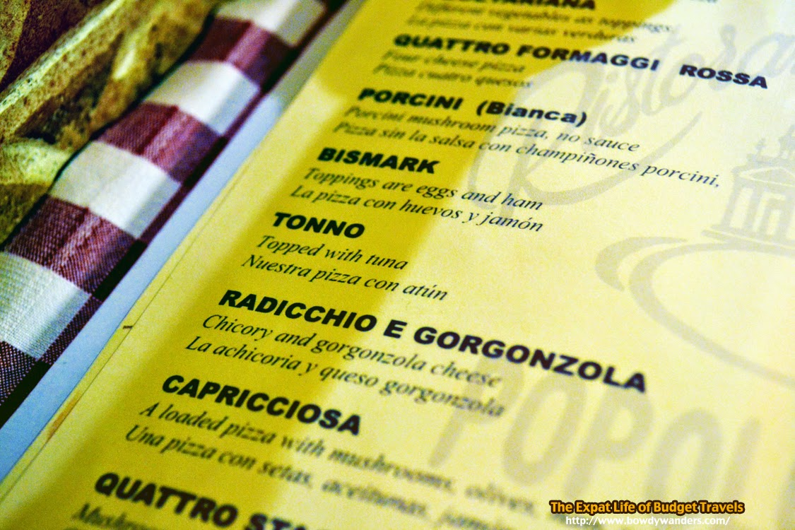 bowdywanders.com Singapore Travel Blog Philippines Photo :: Italy :: Popolo Caffé in Rome