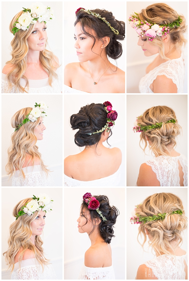Maui Wedding Hair and Make-Up Inspiration with Salon 253 Bride