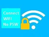 Menyambungkan WIFI terkunci tanpa Password, Ternyata Bisa