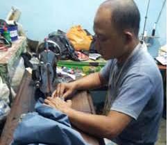 Lowongan Kerja Tukang Jahit dan Tukang Gunting