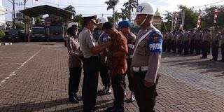 Desersi, Enam Polisi di Banda Aceh Dipecat