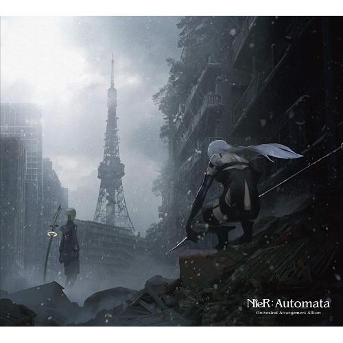 NieR:Automata Orchestral Arrangement Album [FLAC 24bit   MP3 320 / WEB]