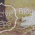 Blog Tour Kick-Off: Twelve Steps by Veronica Bartles!