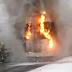 Zapalio se autobus u centru Sarajeva, putnici izašli u posljednji tren (VIDEO)