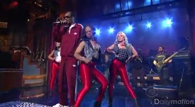 Video: Snoop Dogg Goes 'Boom' on 'Letterman'