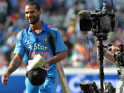 Dhawan credits mental preparation for his wondrous form